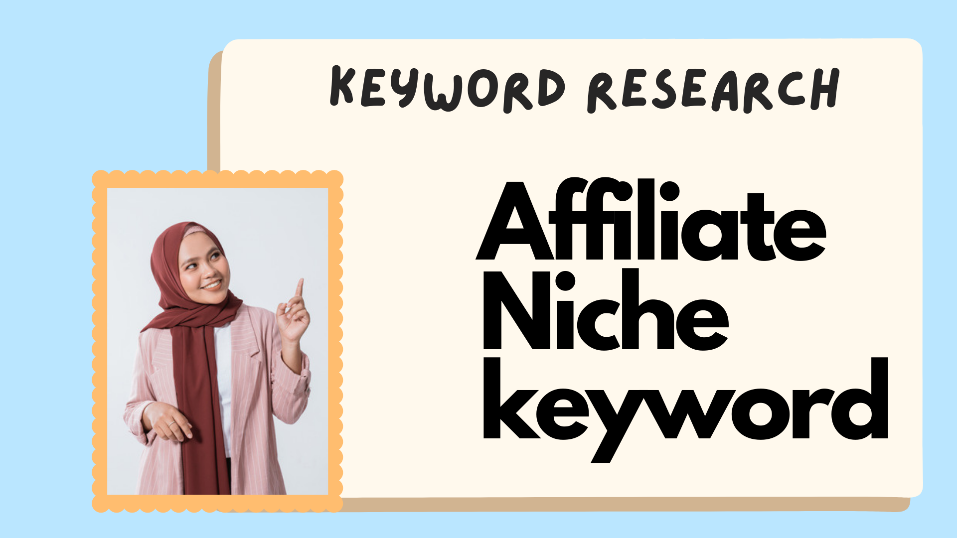 I will do niche and keyword research for Affiliate site within 24 hours