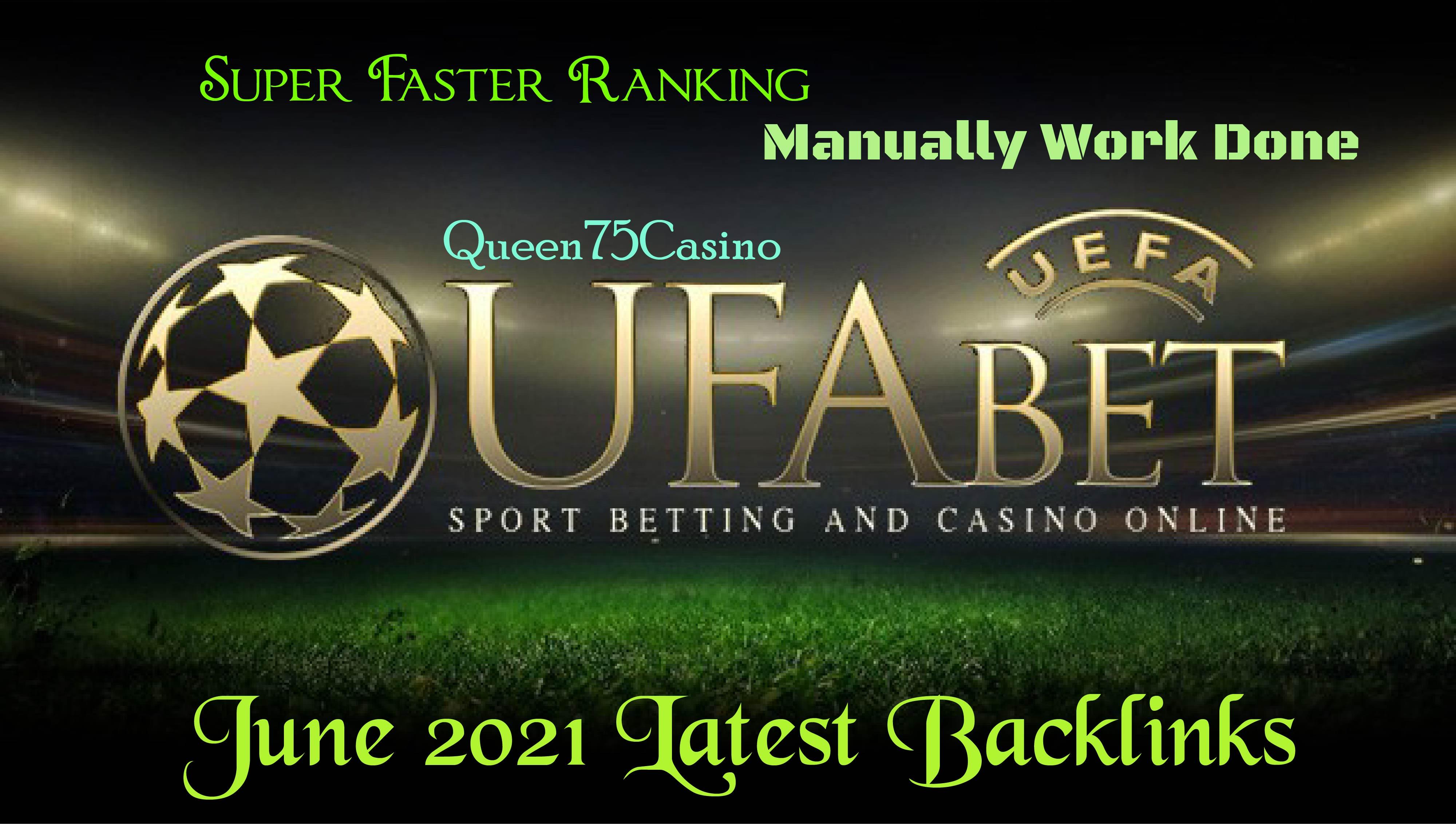Buy 5 Get 2 free 99 Backlink from UFABET Related Casino/slotxo/Betting/Gambling/Poker