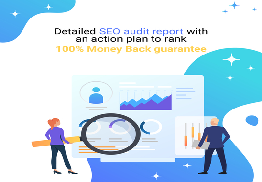 I will generate a SEO report for your website