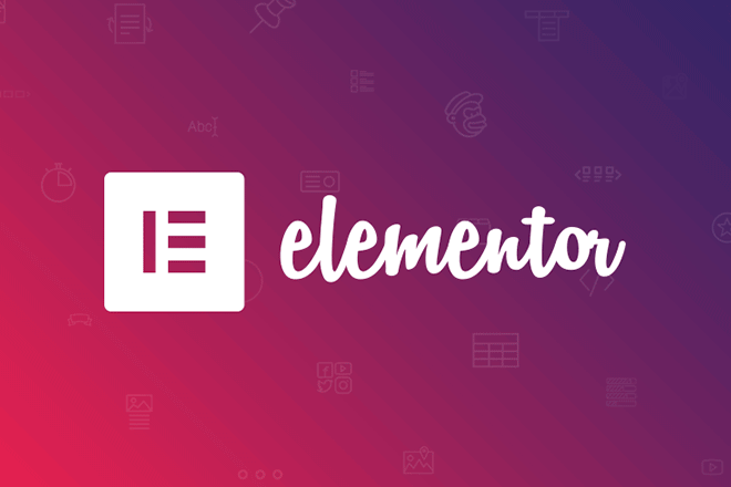 I will do website using elementor