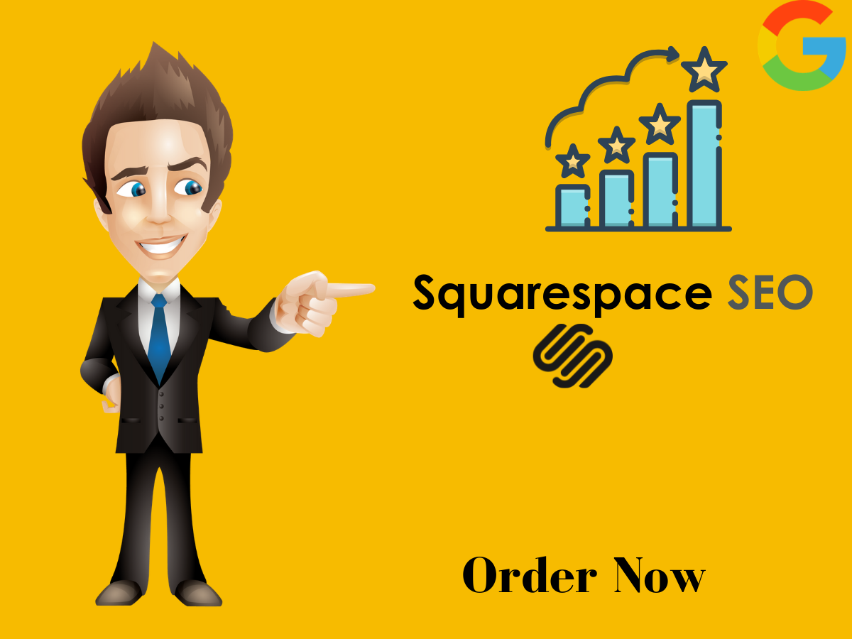 squarespace website SEO service for higher google ranking
