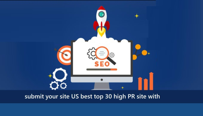 I will submit site US best top 30 high PR site with proofs