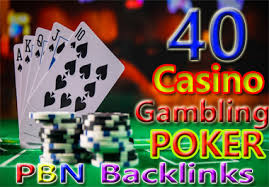 i will make 40 HQ Casino/Poker/Betting/slot/Gambling etc High DR DA 40 TO 60+ HomePage PBN Dofollow