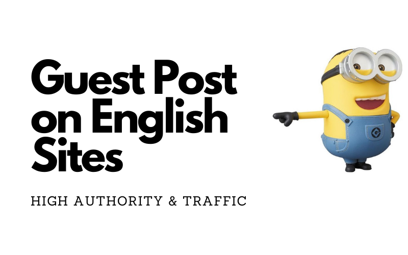 Guest Posting on High Authority English News Sites with Powerful Dofollow link