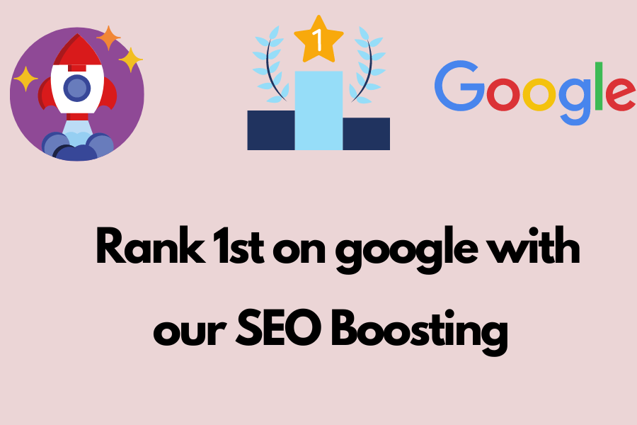 I will boost the SEO of your website for top google rankings