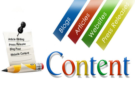 He will write high quality articles 300 + word SEO
