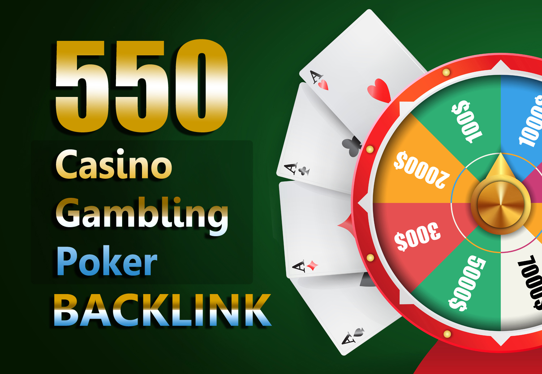 I well Get 550 Dofollow Backlinks DA 50+ PA 40+ High Quality Backlinks