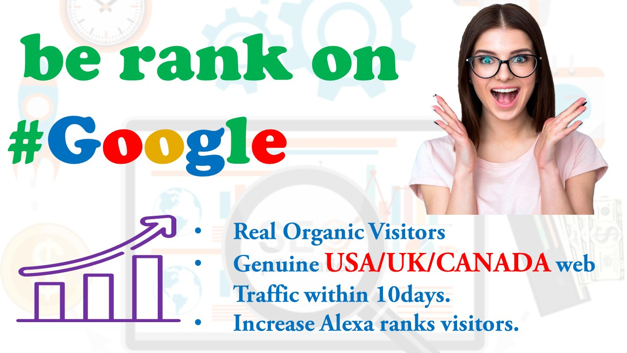 Bring real visitors and niche targerted web traffic