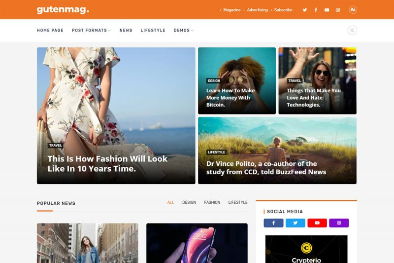 I will do guest post on Magazine websites with high DR and traffic