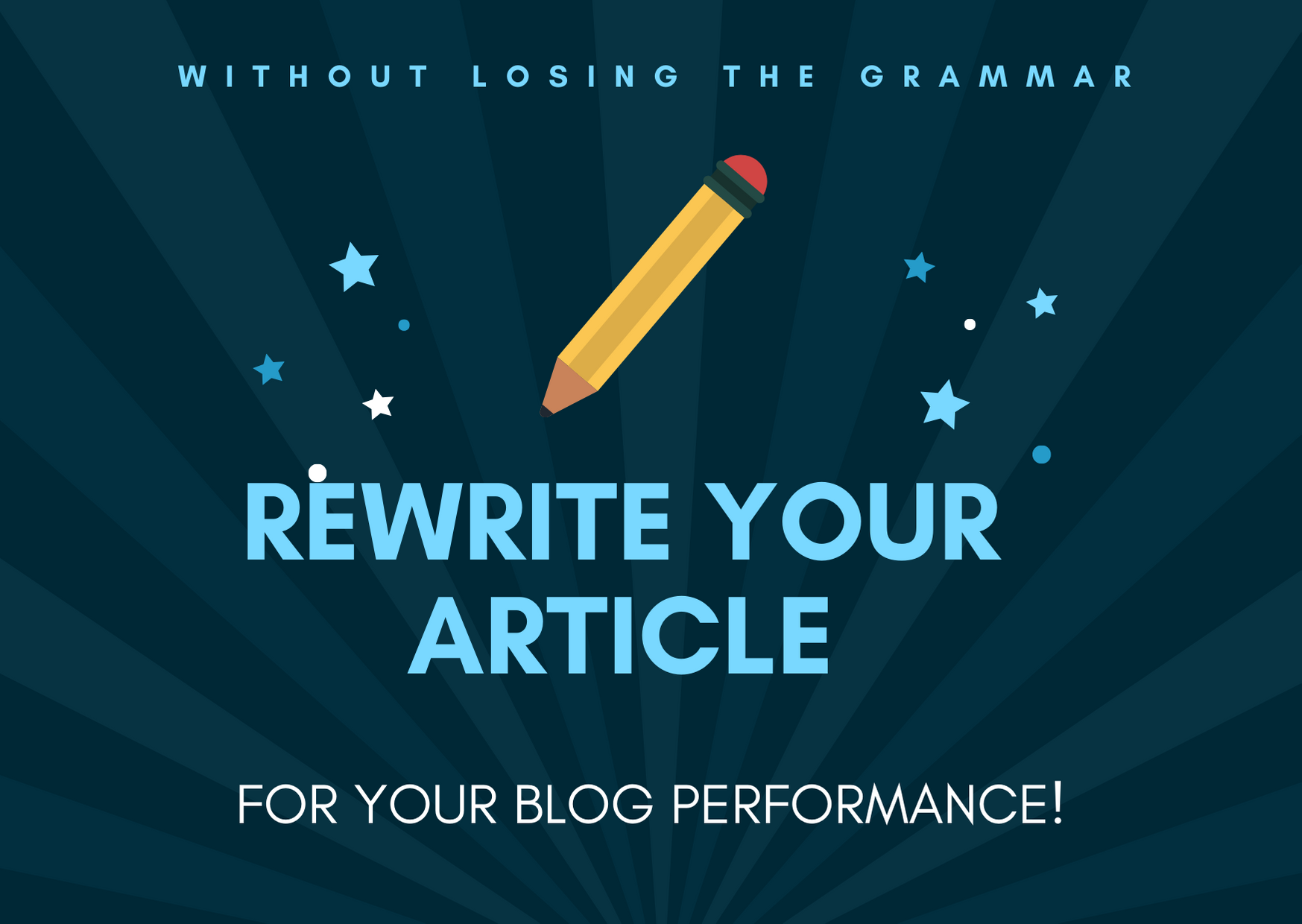 I Will Rewrite your 5 pages Article without losing the content