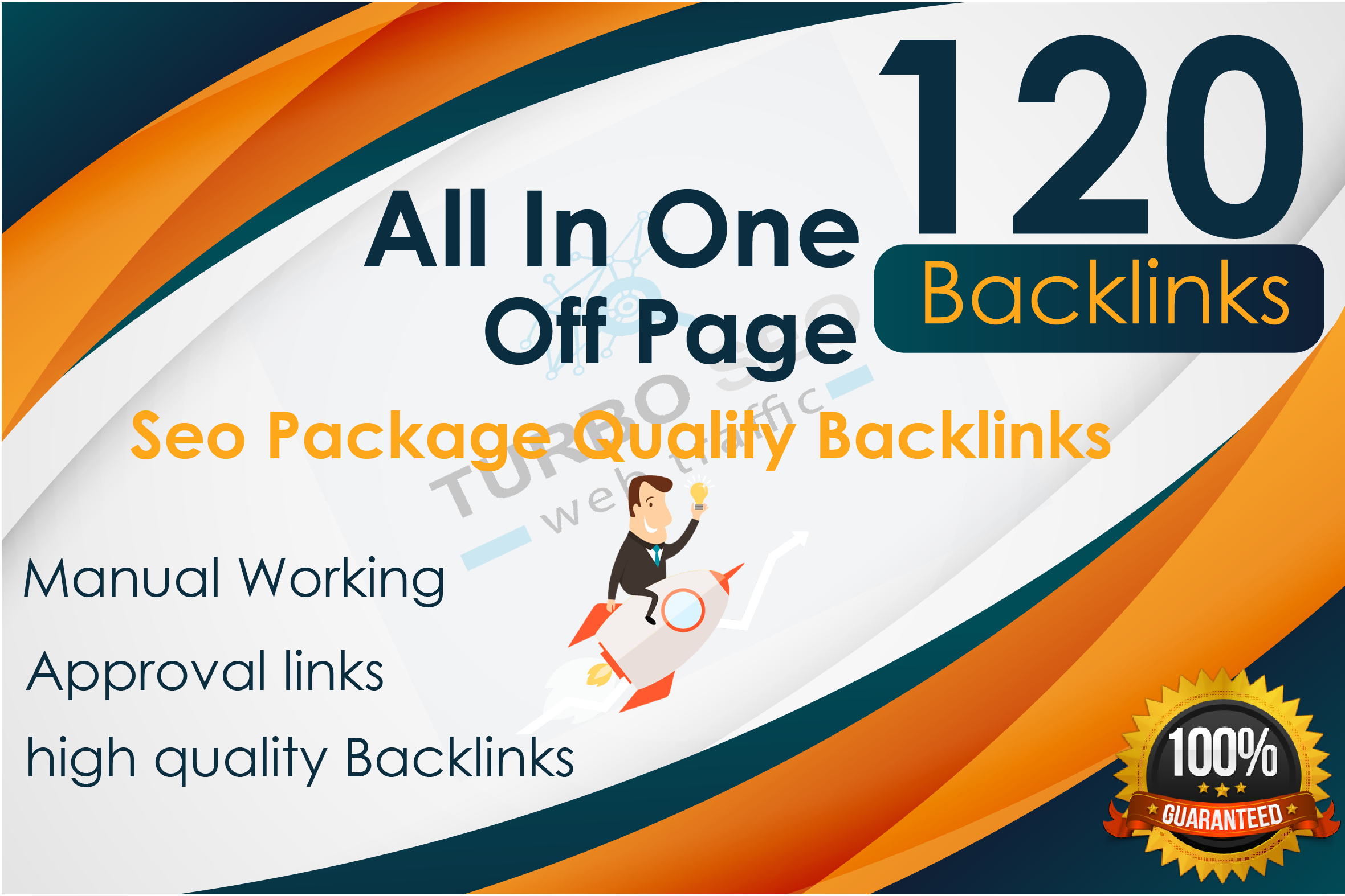 All In One Off Page Seo Package Get 120 high Quality Backlinks
