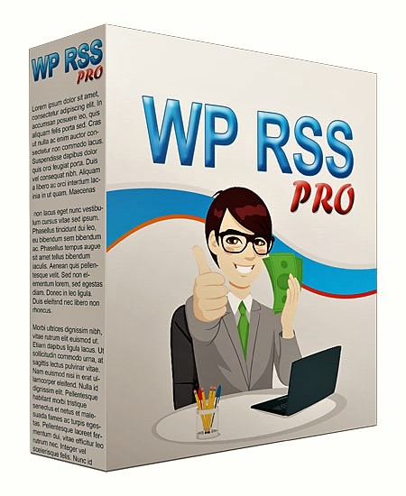 Wordpress R S S Pro Software for blog