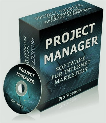 PROJECT MANAGER for internet marketer