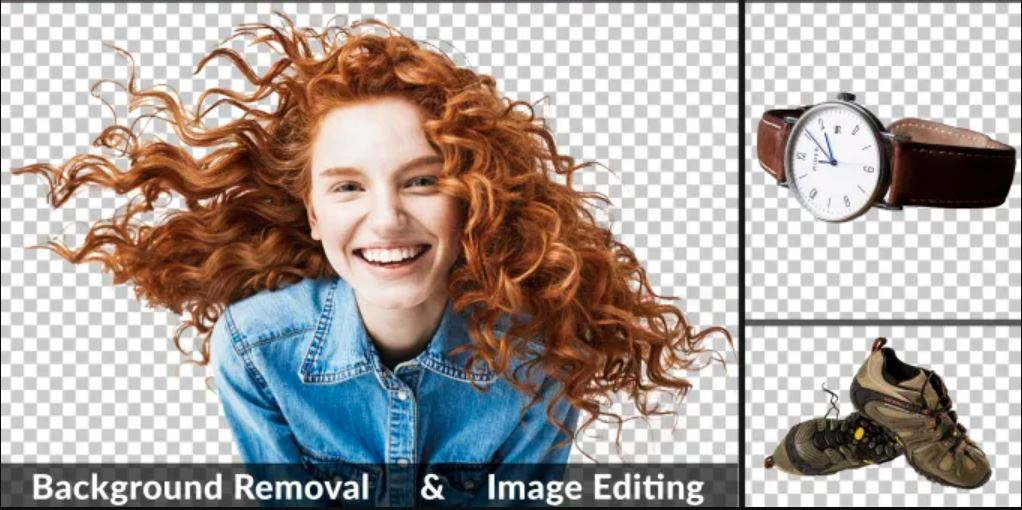 Remove background of any photos