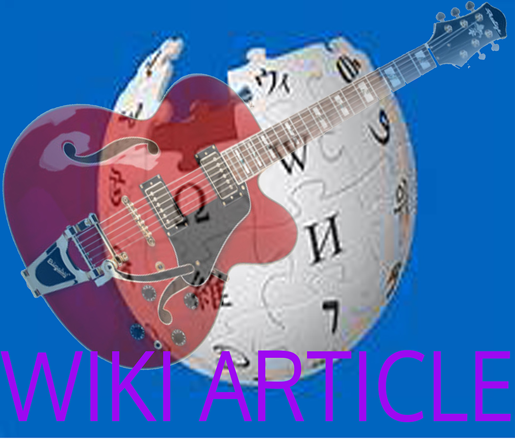 I will edit real estate and exisiting musician wiki articles