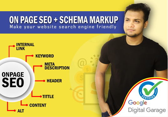 I will do complete SEO for your website COMPLETE PACKAGE
