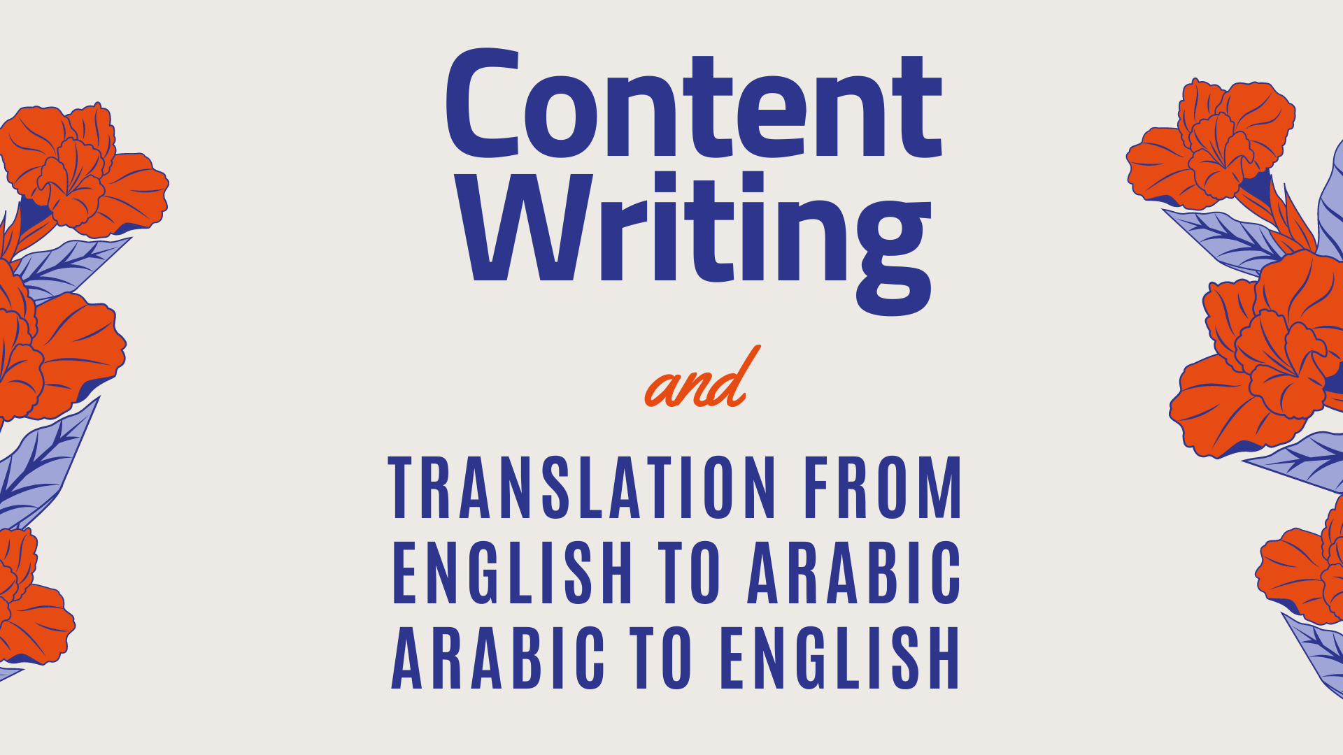 Translate English to Arabic 1000 Words In 48 Hours