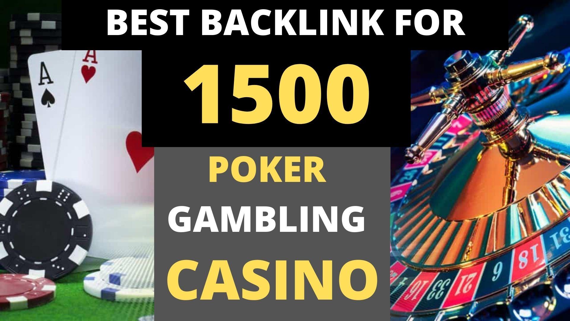 I Will Do 1500+PBN Indonesian/Thailand Keywords Casino/Gambling/Poker PBN Backlinks