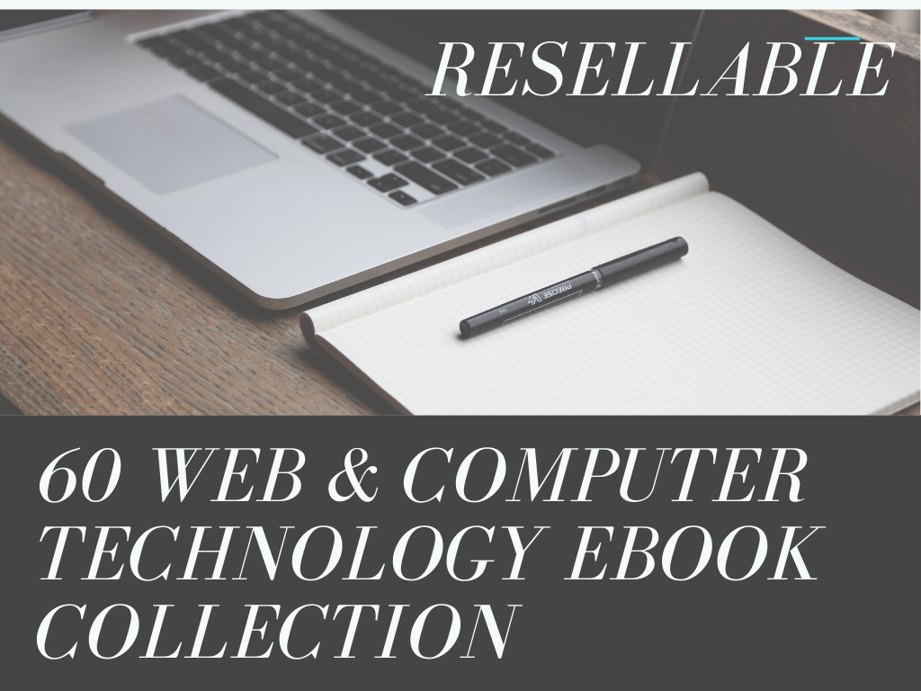 60 Web and Computer Technology eBook Collection