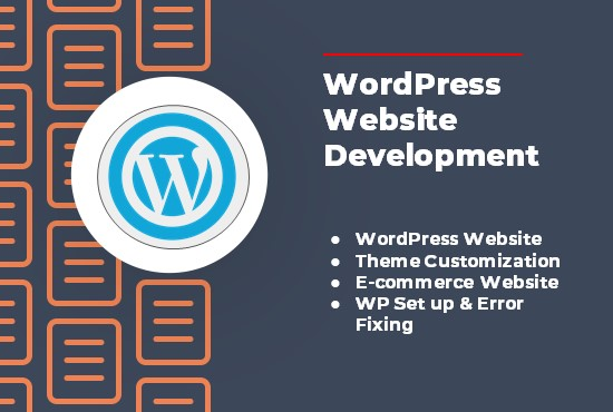 I will design,  redesign WordPress website using elementor pro or other page builder