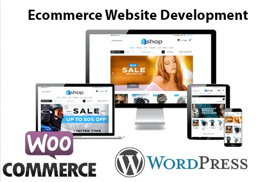 I will Develop WordPress eCommerce website,  online store,  multi-vendor marketplace by woocommerce fo