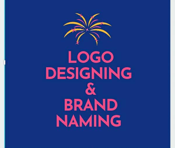 I ll create logo designs and brand names