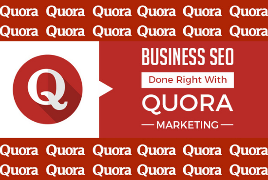 I will do promote your website with 10 quora answer backlinks