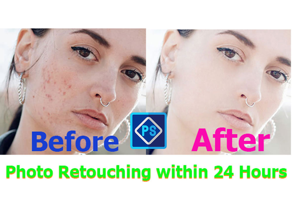 I will do photo editing and photo retouching within 24 Hours