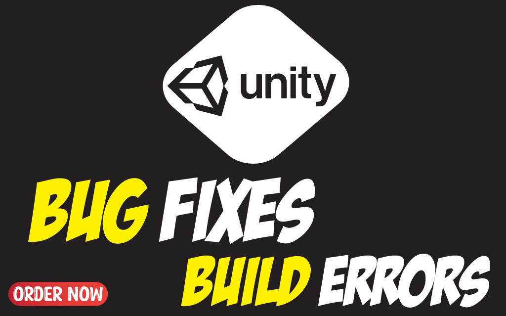 I will fix unity game bugs, ads integration issues, build error and crashes