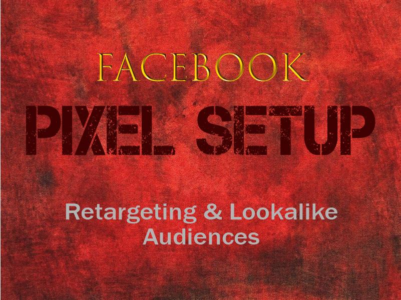 I will setup Facebook Pixel for your website