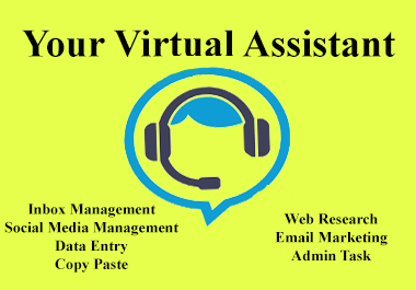 I Will be Your Dependable Administrative Virtual Assistant