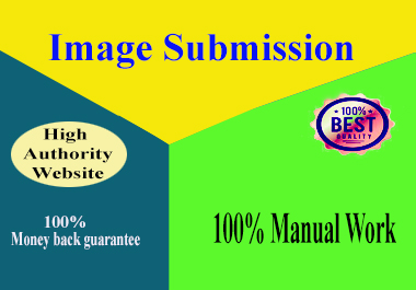 I Will Provide 200+ High DA Image Submission SEO Backlinks
