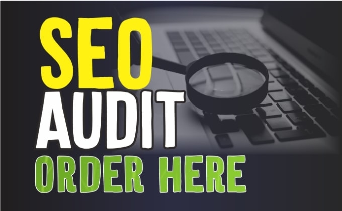 provide a professional SEO audit report and action plan for website