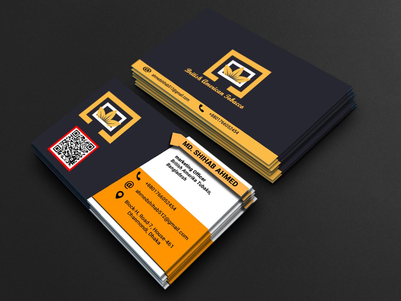 I Will Design Unique Business Card Professionally