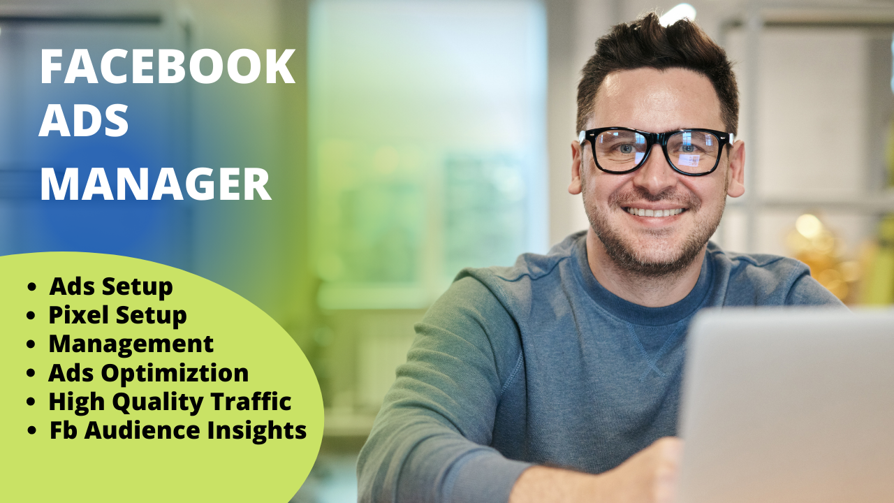 I will setup and optimize facebook ads campaign in your fb ads manager