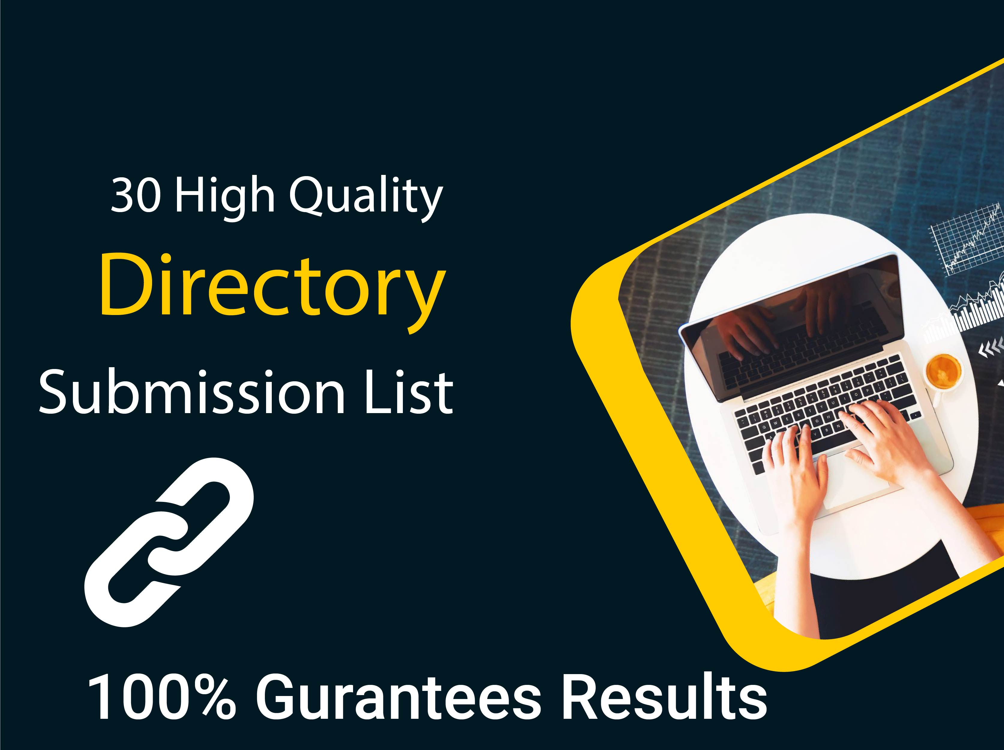 i will do high authority manual do follow back link submission