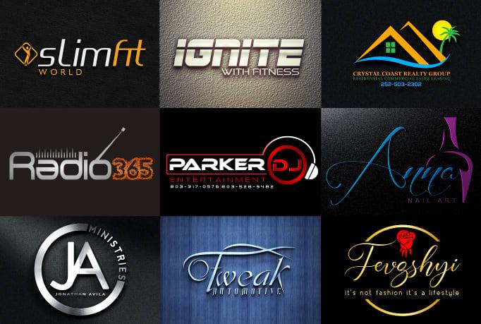 I will design minimalist and professional business logo