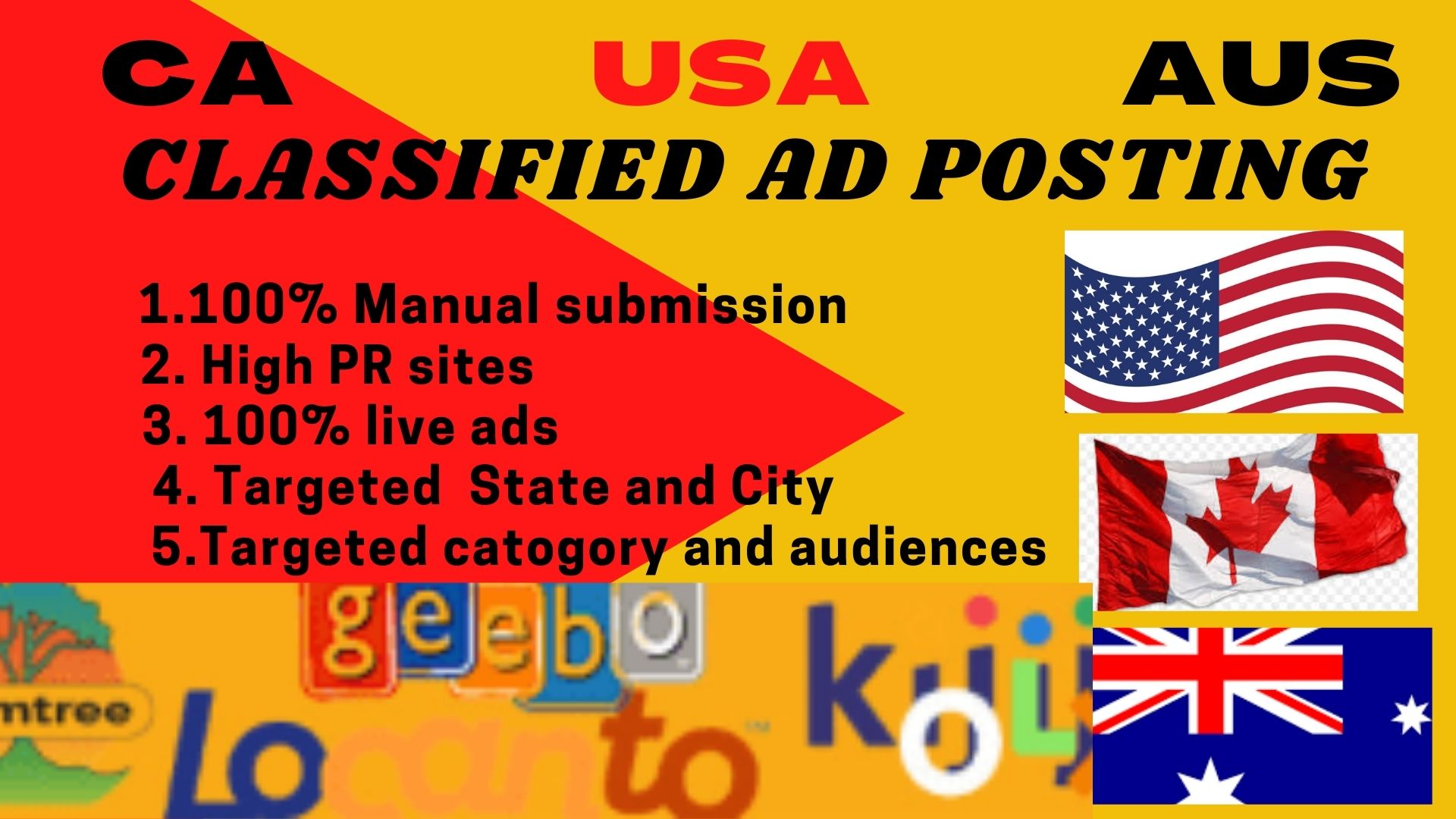 post your classified ads on top rank ad posting sites
