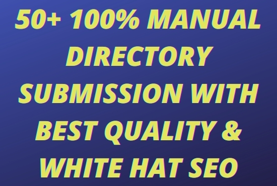 I will create 50+ local listed citations and directory submission for local SEO off-page