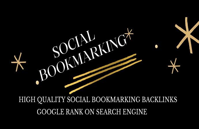 Manually 100+ Powerful Social Bookmarking SEO Backlinks With Social Media Sites