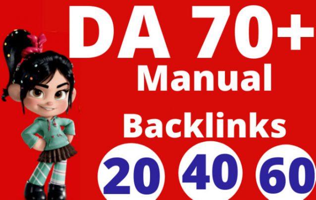 I will provide you 15 high DA 50+ pbn backlinks for offpage seo