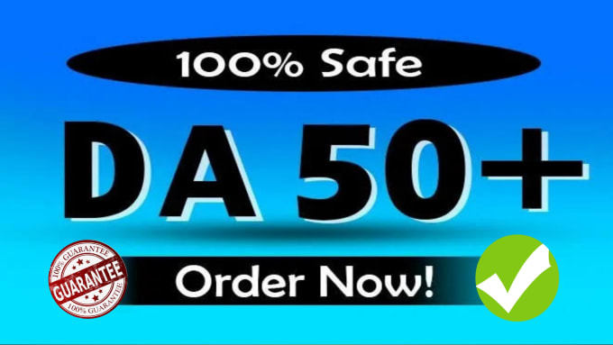 I will increase moz domain authority 50+