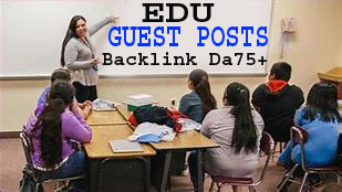 I Will Publish High DA EDU Guest Post on Top Universities
