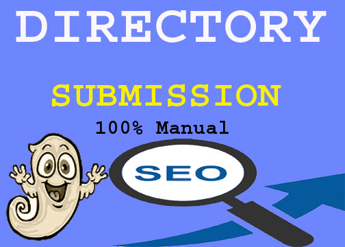 I will do niche directories submissions manually upto 40 sites