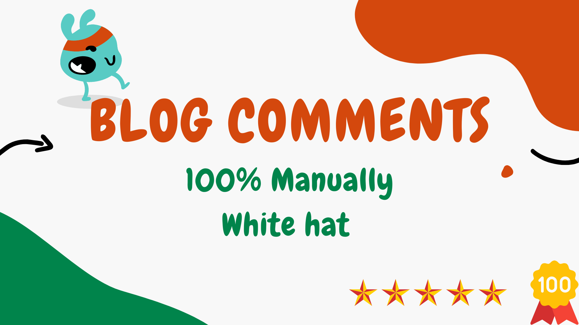 I will provide Manually 110 Blog commenting or post comment SEO backlinks to boost your website top