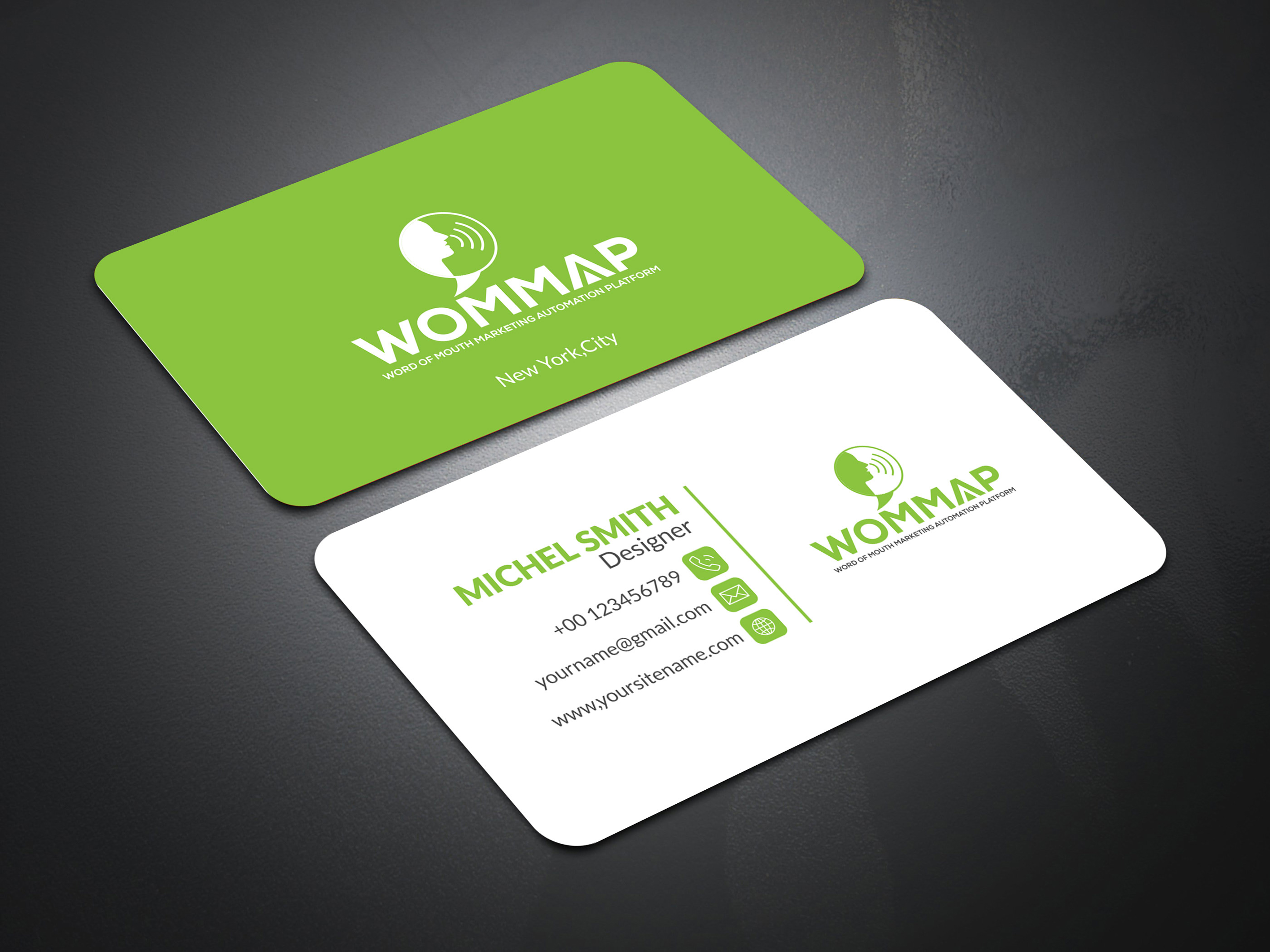 I will design business card and brand identity in 24 hour