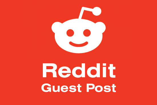 Write And Publish 10 Guest Post On Reddit with a contextual link
