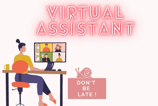 I will be your dependable,  social media virtual assistant
