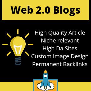 Skyrocket Your Ranking Through 5 Web 2.0 Backlinks