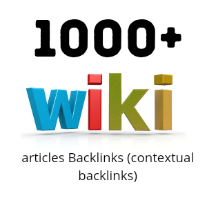 Create 1000+ Wiki Contextual Article Backlinks